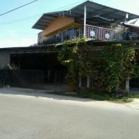KSP Indosurya: tanah + bangunan SHM No.75,luas 859 m2,Jalan Kongsi No.90,Tigaraksa,Tigaraksa,Kabupaten Tangerang