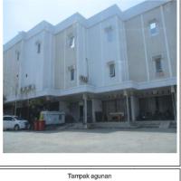 OCBC NISP : T+B 8 bidang tanah luas 345 m2 di  Komplek Ruko Nirwana Square, Blok H  11-13, Mintaragen, Kota Tegal