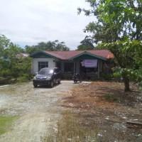 BRI Biak - Sebidang tanah seluas 2.500 m2  terletak di Kel Wiraska, Kec Nabire, Kab Paniai, Prov Papua, sesuai SHM No 1054