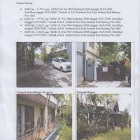 4 (empat) bidang tanah dan bangunan yang dijual 1 paket, SHM No.13102, 13103, 11774, dan 1175, terletak di Badung (Kospin JASA)