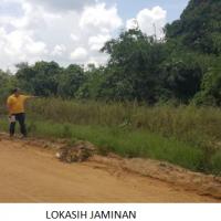 PNM(20/11)Sebidang tanah kosong, seluas 2490 m2, SHM Nomor 3775 di Kel. Sumber Sari, Kec. Sebulu, Kutai Kartanegara