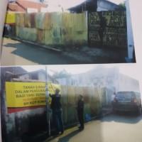 BRI Gombong: sebidang tanah, SHM No.437 Luas 344 m2 berikut berikut bangunan di Desa Sudagaran, Kec Banyumas, Kab Banyumas