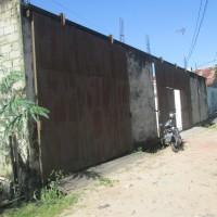 2 bidang tanah dijual sepaket, SHGB No 867 & 868 luas 180 & 180 m² & bangunan di Temindung Permai, Sungai Pinang, Samarinda
