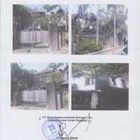 2 (dua) bidang tanah dan bangunan di jual 1 paket, SHM No.4640 dan SHM No.4635, terletak di Denpasar (BNI Tbk Denpasar)