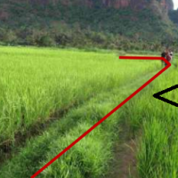 [PNM] 2b. Sebidang Tanah seluas 1.890 M² dan  turutan SHM No. 228, di Nagari Solok Bio Bio Kecamatan Harau Kabupaten 50 Kota