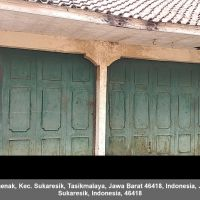 BJB Syariah Tasikmalaya (6) : Sebidang tanah berikut bangunan terletak di Desa Sukamenak, Kec. Sukaresik, Kab. Tasikmalaya
