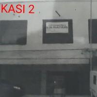 BNI KC Jayapura: 2 bidang tanah luas total 80 m2 berikut ruko, Kel Hinekombe, Kec Sentani, Kab Jayapura
