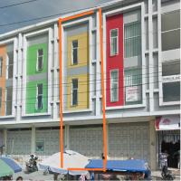 [BRIPdPj] 2. Sebidang Tanah luas 106 m2 & Bangunan SHM No. 1211, Jalan Soekarno Hatta No.5C Banto Grass, Kel. ATTS, Guguk Panjang, Bukit