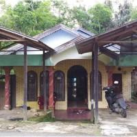 4. BRI Brb-Tanah luas 349 m2,SHM No. 00040 dan bangunan di Desa Sumanggi  Kec. Batang Alai Utara Kab. HST