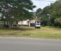 [BRIPyk] Sebidang tanah luas 2.250 m2 berikut bangunan SHM No.00100, di Kel Talang, Kec.Payakumbuh Barat ,Kota Payakumbuh