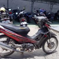 5.JSRHRJ: 1 (satu) unit kendaraan roda 2 Merk Honda NF 125 TD, Tahun 2009, DT 2071 KF