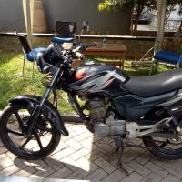 7.JSRHRJ: 1 (satu) kendaraan bermotor roda 2 Merk Honda GL 160 D, Tahun 2010, DT 2854 RF