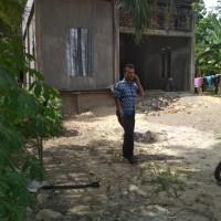 PNM Cab. P.Siantar - 1. tanah seluas 709 m2 dan bangunannya di Desa/Kel. Aek Suhat, Kec. Padang Bolak, Kab. Padang Lawas Utara