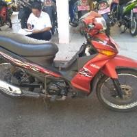 21. (PEMDA TIDORE)1 unit Motor merk/Type Yamaha Vega ZR, tahun 2010 No.pol DG 5137 TK