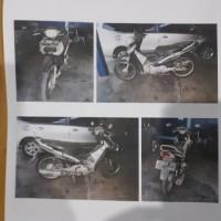 BKK Cilacap: satu unit motor Honda Supra X 125 Nopol R 2505 KK tahun 2006 BPKB dan STNK ada