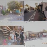1 bidang dan bangunan sesuai SHM 963 seluas 185 m2 di Kel. Gianyar, Kec. Gianyar (Mandiri)