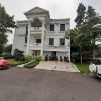 BRI : tanah + bangunan SHM No.01654,luas 280 m2, Perumahan Alam Sutera Cluster Sutera Lavender, Jl.Sutera Lavender IV No.27.Tangsel
