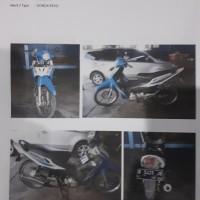 BKK Cilacap: satu unit motor Honda Revo NF 100 Nopol R 5425 JB tahun2007 BPKB dan STNK ada