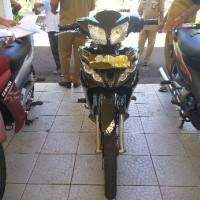 24. (PEMDA TIDORE)1 unit Motor merk/Type Yamaha/Jupiter Z, tahun 2011 No.pol DG 5197 TK