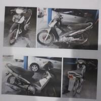 BKK Cilacap: satu unit motor Honda Supra X Nopol R 2506 KK tahun 2006 BPKB dan STNK ada