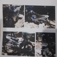 BKK Cilacap: satu unit motor Honda Karisma NF 125 D Nopol R 2141 JT tahun 2005 BPKB dan STNK ada