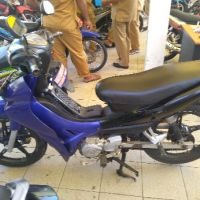 26.(PEMDA TIDORE)1 unit Motor merk/Type Yamaha Jupiter Z, tahun 2007 Nopol DG 3075 TK