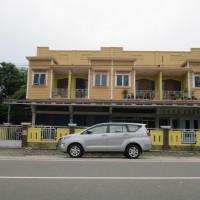 BRI Pariaman, T/B Ruko sesuai SHMNo.3539, LT 466m2 terletak di Nagari Lubuk Alung Kec Lubuk Alung Kab Padang Pariaman