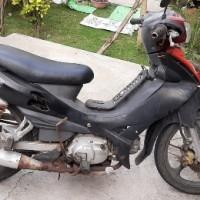 30.(PEMDA TIDORE)1 unit Motor merk/Type Yamaha/2P2, tahun 2006 Nopol DG 2066 TK