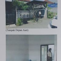 1 bidang tanah berikut bangunan sesuai SHM 11329 seluas 69 m2 di Desa Dalung Kec. Kuta Utara (QNB)