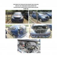 PPK GBK-Toyota Avanza 1300 E Nomor Polisi B 2847 QG Tahun 2006