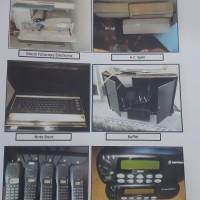 Kantor Pencarian dan Pertolongan Mataram, 1 (satu) Paket Barang Milik Negara