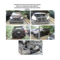 PPK GBK-Toyota Rush 1.5 SMT Nomor Polisi B 2932 PL Tahun 2008