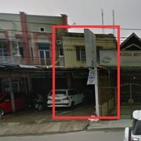 BRI Padang Panjang (2a) T/B Ruko sesuai SHMNo.2231, LT 186m2 terletak di Kel Alai Parak Kopi  Kec. Padang Utara Kota Padang