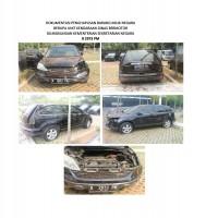 PPK GBK-Honda CRV RE.1 2WD 20.AT Nomor Polisi B 2973 PM tahun 2008