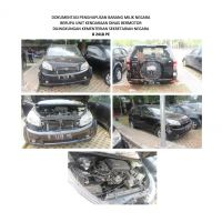 PPK GBK-Toyota Rush 1.5 SMT Nomor Polisi B 2418 PE Tahun 2008