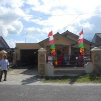 1. PT. BSM Area Palembang Melelang tanah seluas 369 m2, berikut bangunan (SHGB) No.694/Kelurahan Sungai Liat