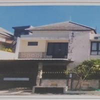 1 bidang tanah dan bangunan SHM 13800 seluas 110 m2 di Desa Ungasan, Kec. Kuta Selatan (BTN)