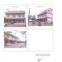 BCA Tebing Tinggi Lot 16: Sebidang tanah seluas 192 m2 berikut bangunan diatasnya sesuai SHM No. 772 terletak di Kota Tebing Tinggi
