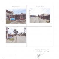 BCA Tebing Tinggi Lot 5: Sebidang tanah seluas 133 m2 berikut bangunan diatasnya terletak di Jl. Setia Budi Kota Tebing Tinggi