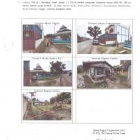BCA Tebing Tinggi Lot 6: Sebidang tanah seluas 1.278 m2 berikut bangunan diatasnya terletak di Kota Tebing Tinggi