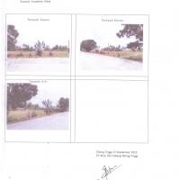 BCA Tebing Tinggi Lot 3: Sebidang tanah kosong (sawah) seluas 2.302 m2 sesuai SHM No. 1861 terletak di Jl. Kutilang Kota Tebing Tinggi