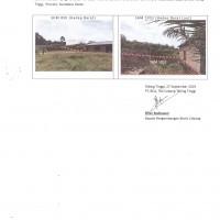 BCA Tebing Tinggi Lot 13: Sebidang tanah kosong seluas 186 m2 sesuai SHM No. 1052 terletak di Kota Tebing Tinggi