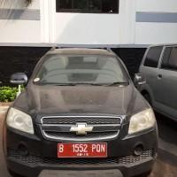 Sekretaris Dirjen Anggaran. 1 mobil Chevrolet Captiva 2.4 LT MT Th. 2009 Nopol. B 1552 PQN di Jl. Dr. Wahididn No.1 Jakarta Pusat