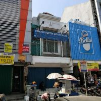 BRI Kelapa Gading - sebidang tanah  seluas 62 m2 berikut bangunan diatasnya yang terletak di Jalan Boulevard Kelapa Gading Blok RA-19 Kav. N