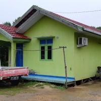 2 b. BNI Kanwil BJM melelang ulang b. 5 (lima) bidang tanah dan 4 (empat) bangunan rumah dalam 1 hamparan dijual 1 (satu) paket Kotabaru