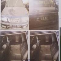BRI Tj Karang - Mobil Isuzu Panther Thn.2002 No. Pol. BE 1319 BI, kondisi rusak berat