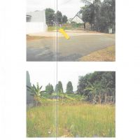 BNI: T Kosong SHM No.05245 & SHM No.5256/Setu, di Perkav.Kowilhan Blok A.3 No.21A, Cipayung, Jakarta Timur