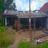 Tanah seluas 204 m2 berikut bangunan diatasnya, SHM 89 di Kel Balangnipa,  Kec Sinjai Utara Kab Sinjai (BRI Sinjai)
