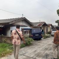 Sebidang tanah & bangunan SHM 186 seluas 102 m2 k di Perumahan Sepakat Kel. Kulim, Kec. Tenayan Raya, Kota Pekanbaru