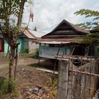 Tanah seluas 420 m2 berikut bangunan diatasnya, SHM 805 di Jl Sultan Hasanuddin, Balangnipa  Sinjai Utara Kab Sinjai (BRI Sinjai)